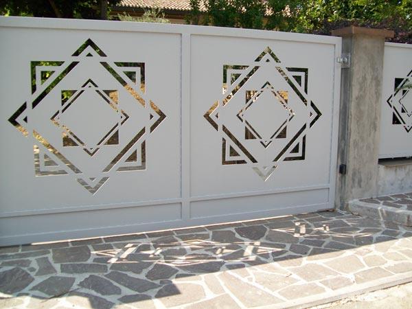 Recinzioni per giardino recinzioni in legno with - Recinzioni per giardini ...