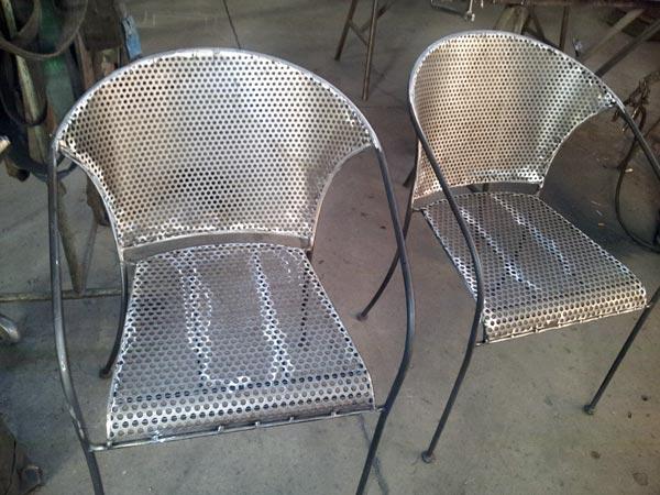 prezzi-realizzazione-sedie-in-ferro-battuto-Reggio-Emilia - Sile